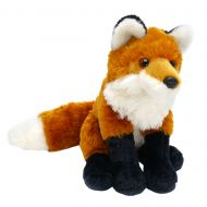 "Mini Red Fox 8"" Stuffed Plush"