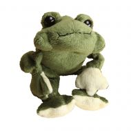 Frank the Frog Stuffed Plush