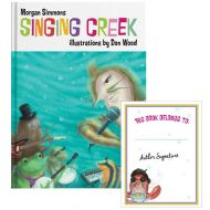 Singing Creek with Signed Book Plate