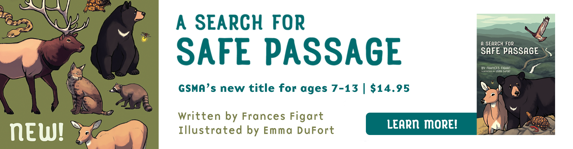 Safe Passage New Store Banner