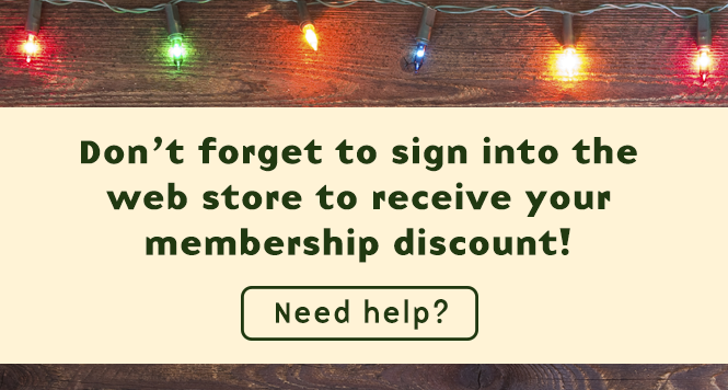 Holiday Membership Login Reminder