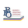 Russell Printing Options